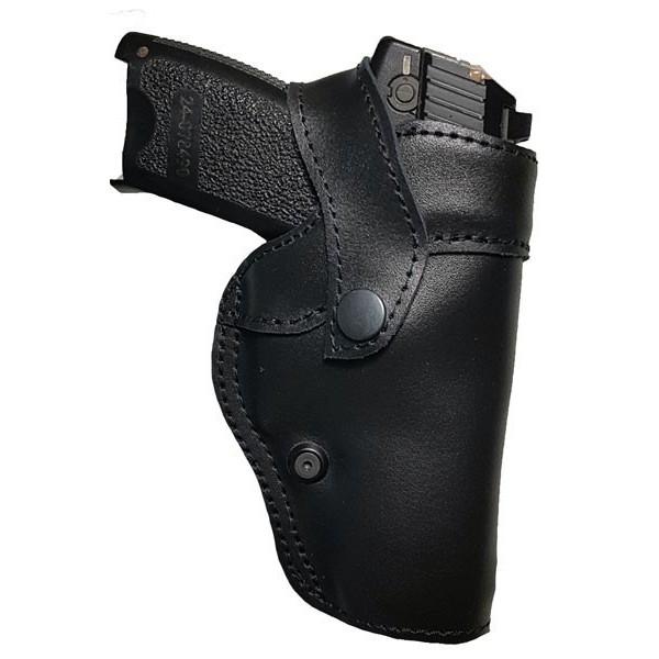 Toc universal din piele pentru pistol