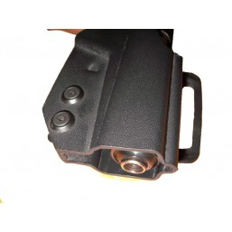 Kydex holster for Carpati pistol