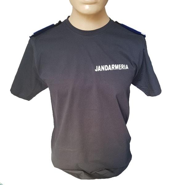 Tricou maneca scurta,  Jandarmeria - 1