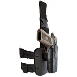 Toc  pistol CZ din Kydex retentie L2 - 5
