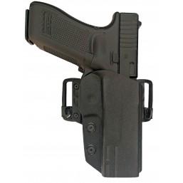 Toc rapid din kydex pentru pistol Glock .