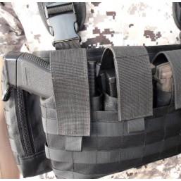 SWAT black Plate carrier
