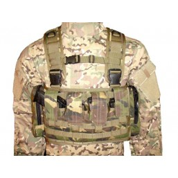 "Vesta woodland ""TYR"" Chest Rig + camel back"