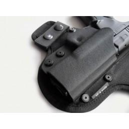 Kydex pistol holster - OWB