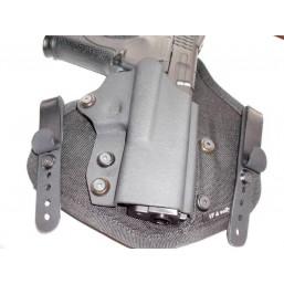 Kydex pistol holster - IWB
