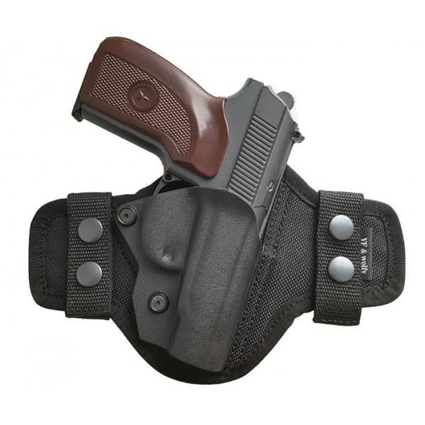 Toc pentru pistol MAKAROV, model Kydex OWB